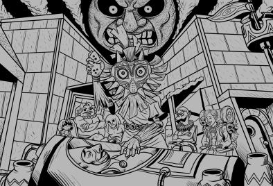H808_Masquerade_Sketch