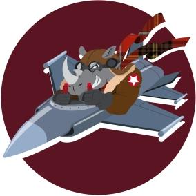 Jet Rhino