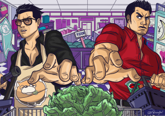 Supermarket Showdown