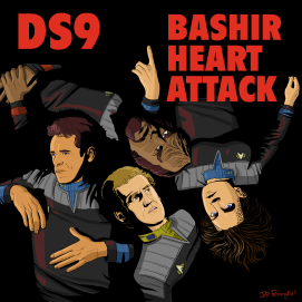 Bashir Heart Attack