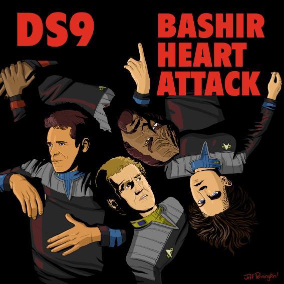 Bashir Heart Attack